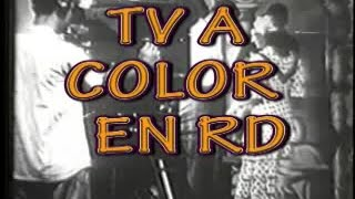 preview picture of video 'Inicio de la TV a color en la República Dominicana - 1969'