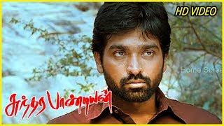 Sundarapandian Climax | Vijay sethupathy attacks Sasikumar | Sasikumar & Lakshmi menon gets married