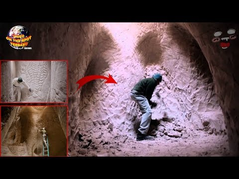 25 Tahun Pria ini Menggali & Memahat Bukit Sendirian! Hasilnya... WOW Amazing!!