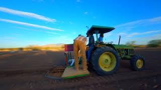 Garlic Sowing in Southern Arizona - FPV Freestyle Cinematic - PUSHR