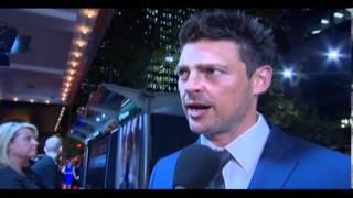 Karl Urban - STID Australian Premiere