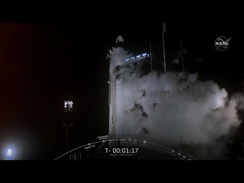 America's newest capsule for astronauts rocketed Saturday toward the International Space Station on a high-stakes test flight by SpaceX. (March 2)