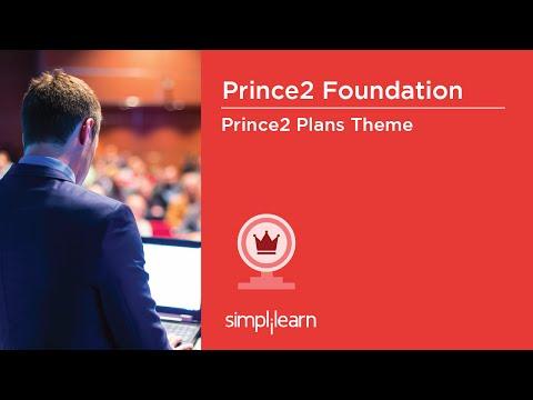 PRINCE2® Foundation Training Videos | PRINCE2® Plan Theme ...