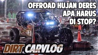 PESTA LUMPUR PALING SERU! | SUPER ADVENTURE MONSTER ROAD SEMARANG | DIRT CARVLOG #56