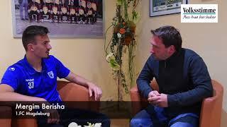 Interview mit Mergim Berisha