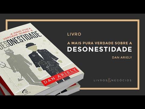 Livros & Nego?cios | A mais pura verdade sobre a Desonestidade - Dan Ariely #76
