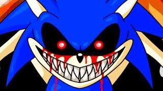 СОНИК.EXE - ЕЩЁ БОЛЬШЕ УЖАСА! - Sonic Exe: Nightmare Beginning #3