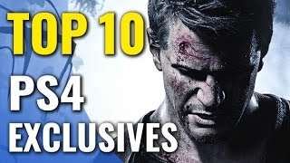 Top 10 Best PS4 Exclusive Video Games So Far