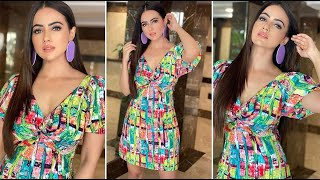 Sana Khan musical video clips after breakup