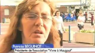 preview picture of video 'La fête des voisins à Troyes'