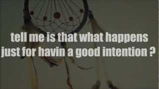 """Good Intentions"" Lyrics- Dappy"