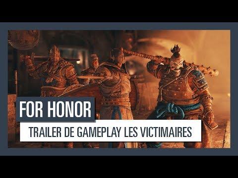 Trailer de gameplay Les Victimaires de For Honor