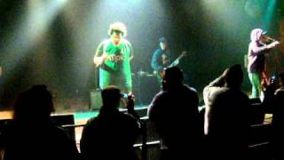 Rucka and Mortal Conquest Live @ Toad's Place