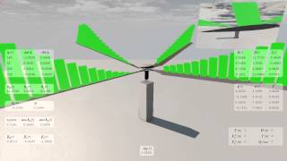 Helicopter Rotor Aerodynamics in UDK