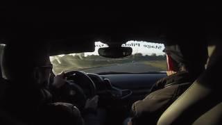 Baptême en Ferrari sur le Circuit de Fay-de-Breatgne