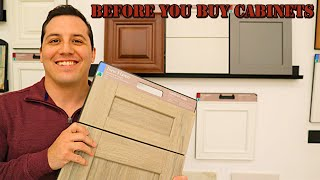 Buying Kitchen Cabinets for 2021 - Beginner's Guide