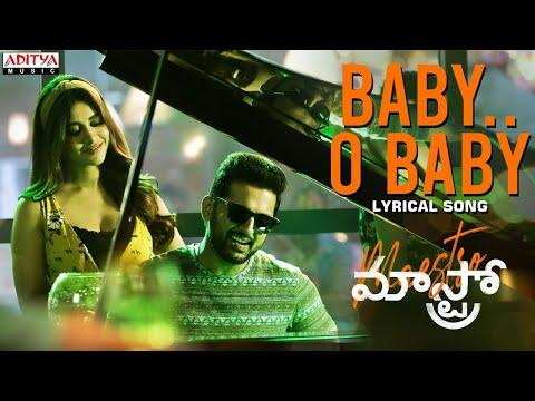 Baby O Baby Lyrical - Maestro