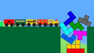 Mini Train Levels 21 24