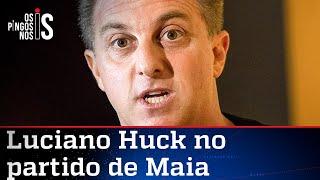 Huck vai sair da Globo e ser candidato, diz revista