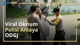 Beredar Video Viral 2 Oknum Polisi Diduga Aniaya Seorang Pria, Polda Aceh Lakukan Pemeriksaan