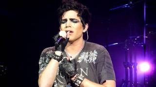 Adam Lambert Broken Open River Rock HD 2010