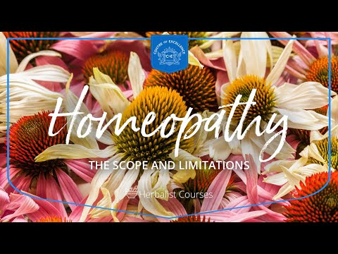 Homeopathy Diploma Course | Centre of Excellence ... - YouTube