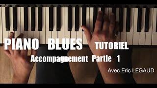 Blues Piano (Episode 1) - Tutoriel Facile Grands Débutants
