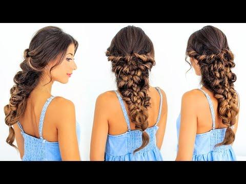 How to: Mermaid Braid Hair Tutorial | Luxy Hair