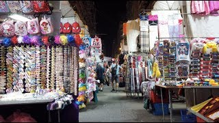 【4K】Night Walk at Mongkok - Hong Kong | Ladies' Market | Sneaker street