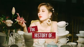 The History Of Hyuna || Pushing Boundaries