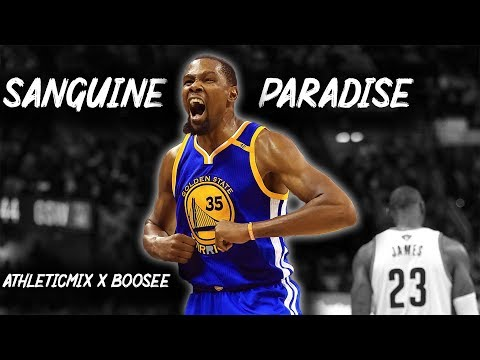 "Kevin Durant Mix - Lil Uzi Vert ""Sanguine Paradise"" BooSee X ATHLETICMIX - ATHLETICMIX"