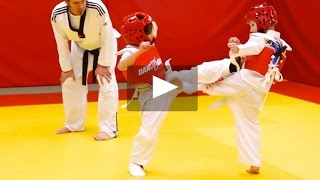 preview picture of video 'TaeKwonDo Sportif  Drummondville : Aperçu des Cours enfants & Témoignage de  parents'