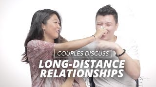 Couples Who Survived Long-Distance Relationships