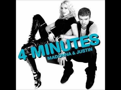 Madonna feat. Justin Timberlake & Timbaland-4 minutes [OFFICIAL SONG ]