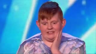 Britain's Got Talent Teen Dances to XXXTANTACION's Look at Me