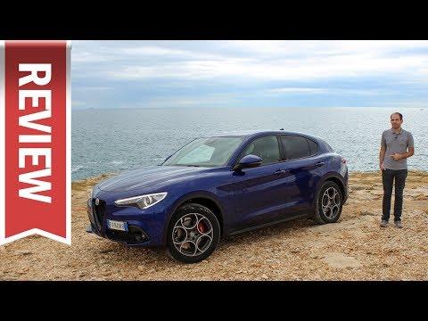 Alfa Romeo Stelvio 2020: Neues Cockpit, teilautonomes Fahren & 2.2 Diesel (190 PS) im Test