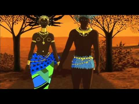 Kirikou et la sorcière Scène de Fin