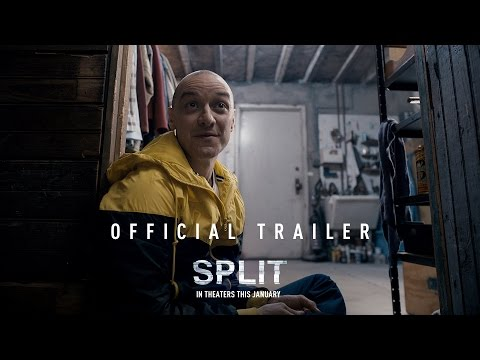 Video trailer för Split - In Theaters This January - Official Trailer #2