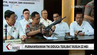 Jadi Tersangka Kasus Kepemilikan Senpi Ilegal, Sejumlah Purnawirawan TNI Bela Soenarko