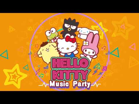Vídeo do Hello Kitty Music Party