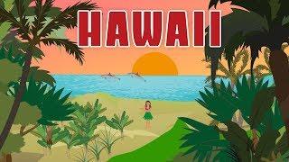 Hawaii  (A Tropical Rainforest Biome)
