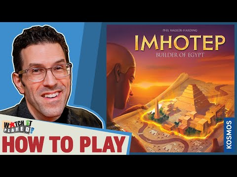 Imhotep - How To Play