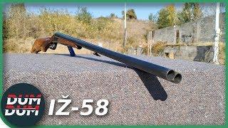 Baikal IŽ-58 opis puške