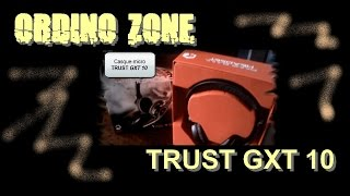 Trust Gxt 322 Dynamic Headset Test Microphone Without Video