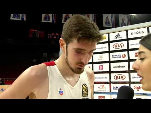 Post-game interview: Nando De Colo, CSKA Moscow