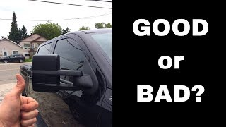 2014-2017 Chevy Tow Mirror Review