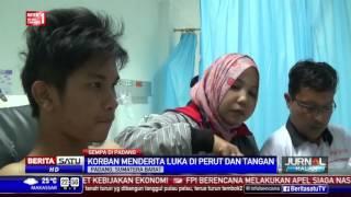 2 Warga Terluka Akibat Gempa 65 SR Di Padang