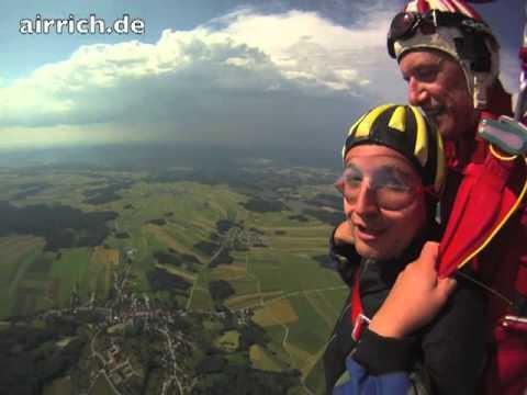 Video der Veranstaltung 26. Internationales Fallschirmspringertreffen