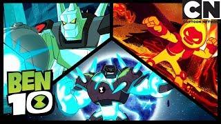 Ben 10 Mundos Alienígenas | Todos los planetas - Temporadas 1 y 2 | Español Latino | Cartoon Network