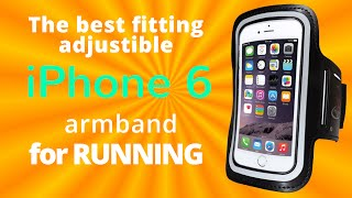 Best iPhone 6 Armband for Running, Work Out & Sports